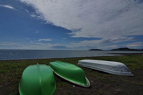 初夏のビーチにて 2-3 37fa87f2.jpg